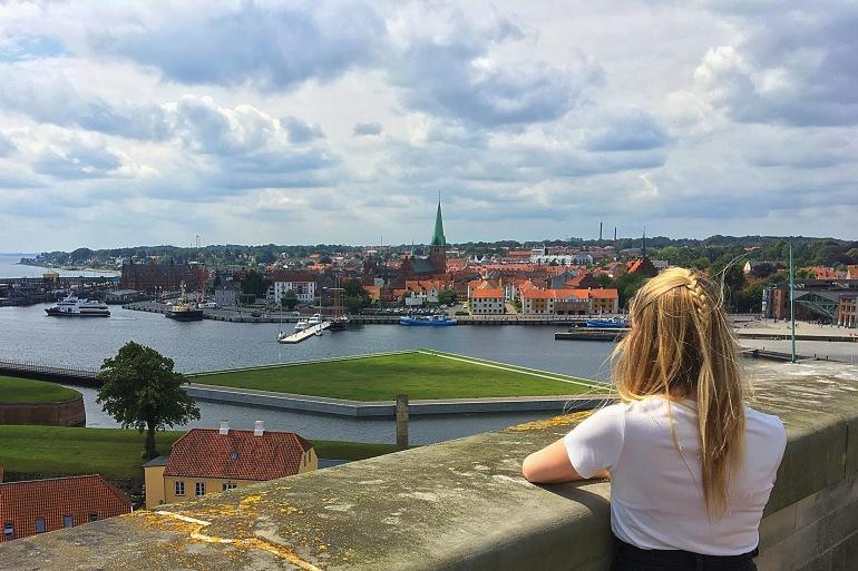 kronborg castle view_helsingor